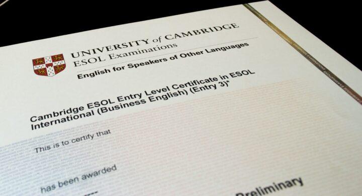 Corso preparatorio per le certificazioni Cambridge