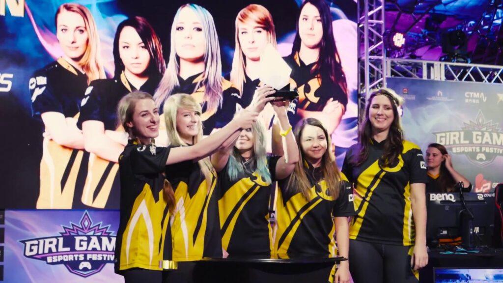 Team Gamers vince competizione